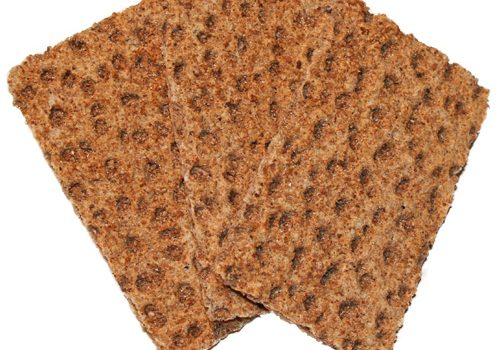 Rye Crispbread as a base for homemade baby food